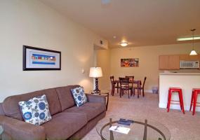 Colorado Springs, Colorado, 1 Bedroom Bedrooms, ,1 BathroomBathrooms,Apartment,Furnished,Stetson Ridge,Prairie Hills,1,1308
